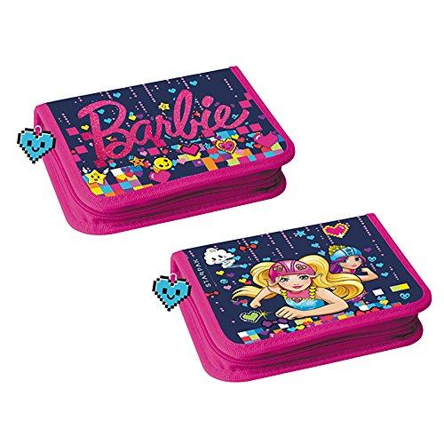 Niños Barbie Spy Squad–Estuche para lápices (21x 13x 4cm