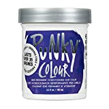 Punky Violet Semi Permanent Conditioning Hair Color, Non-Damaging Hair Dye, Vegan, PPD and Paraben Free, Transforms to Vibrant Hair Color, Easy To Use and Apply Hair Tint, lasts up to 35 washes, 3.5oz