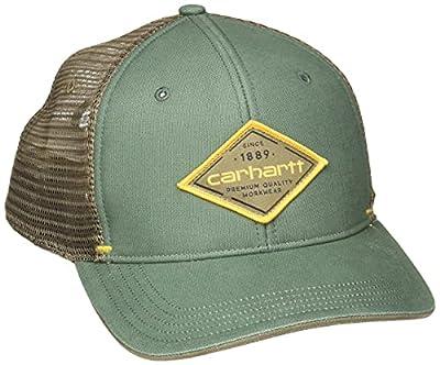 Carhartt Men's Force Mesh Back Graphic Cap