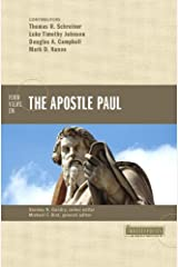 Four Views on the Apostle Paul (Counterpoints: Bible and Theology) Kindle Edition