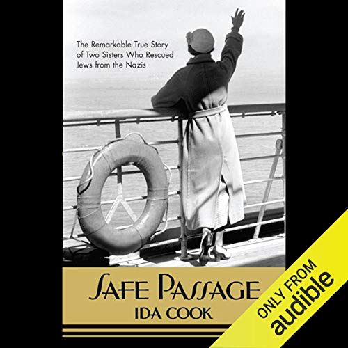 Safe Passage audiobook cover art
