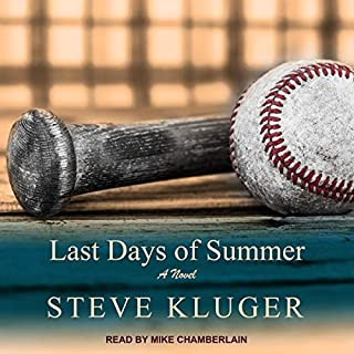 Last Days of Summer audiobook cover art