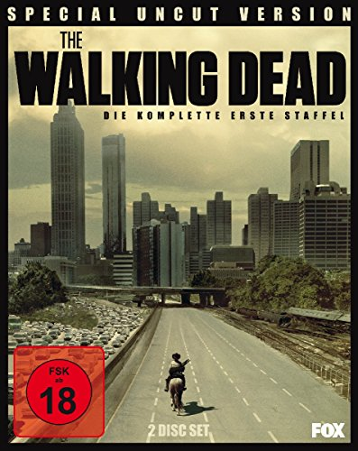 The Walking Dead - Staffel 1 (Limited Edition) [Blu-ray]