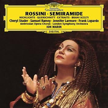 Rossini: Semiramide - Highlights