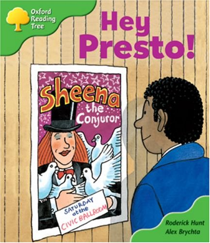 Oxford Reading Tree: Stage 2: Patterned Stories: Hey Presto!の詳細を見る
