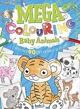 Mega Colouring Baby Animals