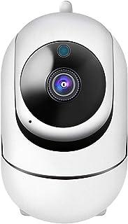 Blesiya Indoor WiFi Camera, Wireless Surveillance Cameras w/Two Way Voice Intercom/Motion Detection 720P 8G