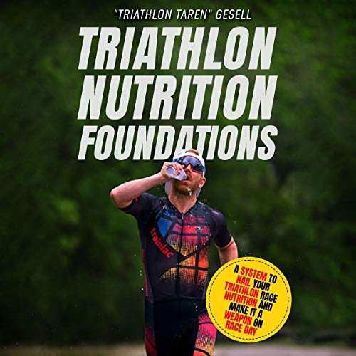 Triathlon Nutrition Foundations cover art
