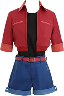 Anime Cells at Work Cosplay Costume Hataraku Saibou Erythrocytes Red Blood Jacket Short top Women Halloween Suit