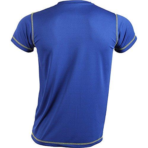 Padel Session Camiseta Tecnica Royal Amarillo
