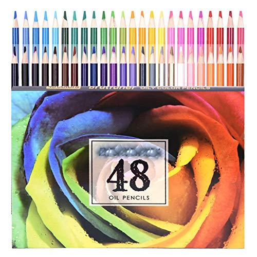 Duurzame professionele 48/72/120/160 kleuren potlood soft aquarel pen houten kleur potlood set schilderij schets krijt kinderen gift,a