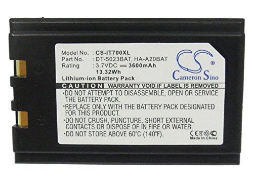 Renekton Battery for Sokkia 20-36098-01 SDR8100