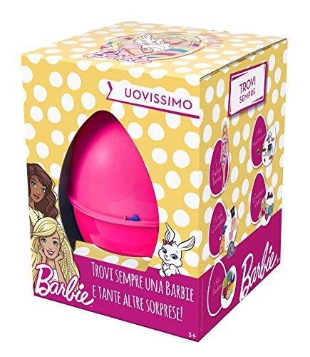 Barbie Uovissimo 2018-Trovi Sempre Una Bambola e Tante Altre Sorprese, GBK79