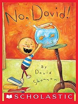 No, David! (David Books [Shannon]) by [David Shannon]