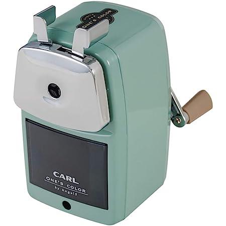 カール事務器 鉛筆削り エンゼル5 ロイヤル3 ライトグリーン A5RY3-U