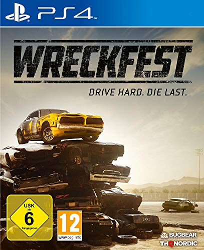 Wreckfest - PlayStation 4