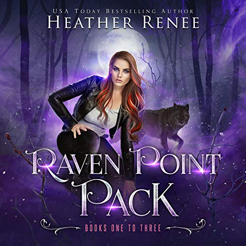 Raven Point Pack Omnibus Edition cover art