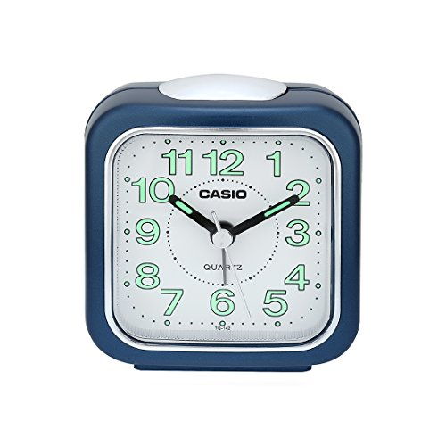 Casio Analog Table Clock (TQ-142-2DF)