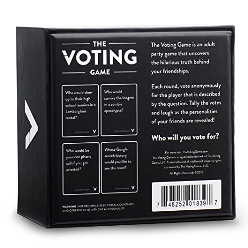 Player Ten The Voting Game - The...