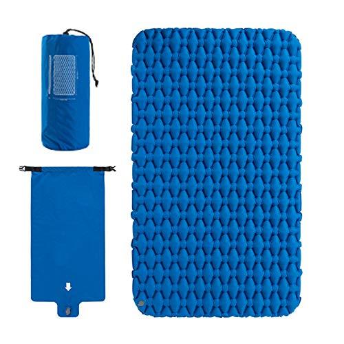 WYYUE Luftmatratze Isomatte Selbstaufblasend, Camping Matratze Schlafmatte 2 Personen für isomatte 200x120cm