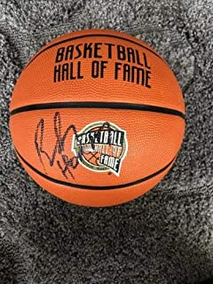 bill self autographed items