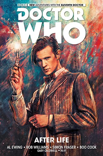 Doctor Who: The Eleventh Doctor Vol. 1 (English Edition)