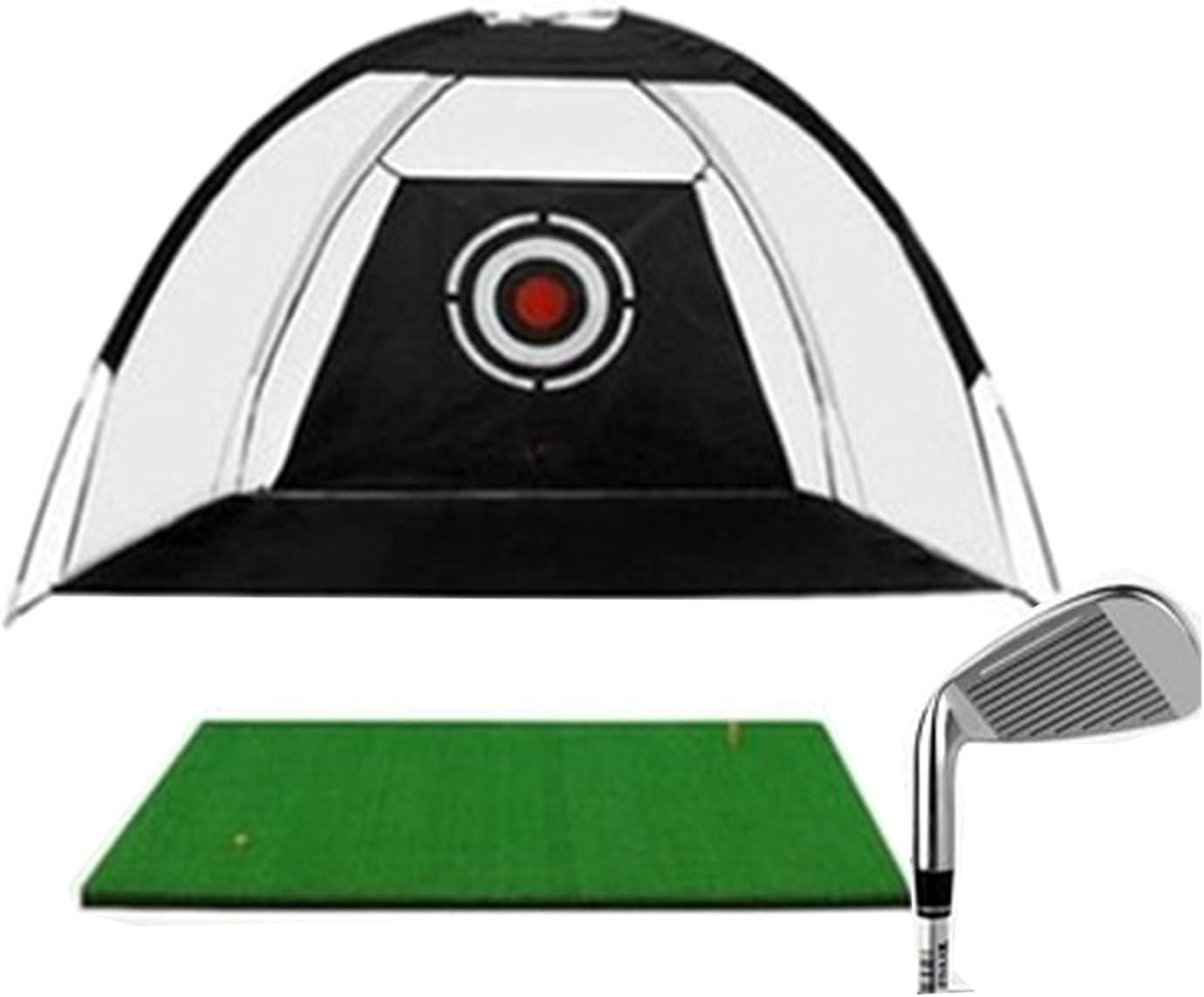 WANGJL Golf Practice Net Backyard Long Beach Mall Bat Outdoor and Indoor Driving Daily bargain sale