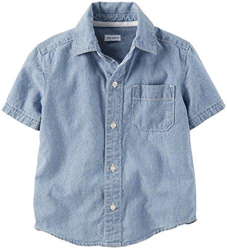 La mejor selección de Camisas de Mezclilla para Niños los mejores 10. 8