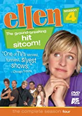 ELLEN: THE COMPLETE SEASON FOUR Includes 25 critically acclaimed episodes of the landmark season that made entertainment history