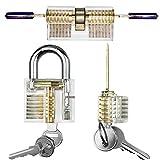 3 Locks - Professional Practice 3pcs