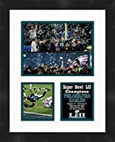 Zach Ertz Philadelphia Eagles 2018 Super Bowl LII (52) Champions Framed 11 x 14 Matted Collage Framed Photos Ready to Hang