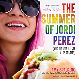 The Summer of Jordi Perez (and the Best Burger in Los Angeles) audiobook cover art