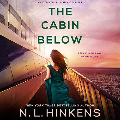 The Cabin Below cover art