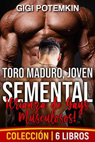 Toro Maduro, Joven Semental: ¡Crianza de Gays Musculosos! de Gigi Potemkin