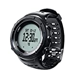 EZON H009A15 Relojes de escalada a prueba de agua con reloj alarma altímetro barómetro...