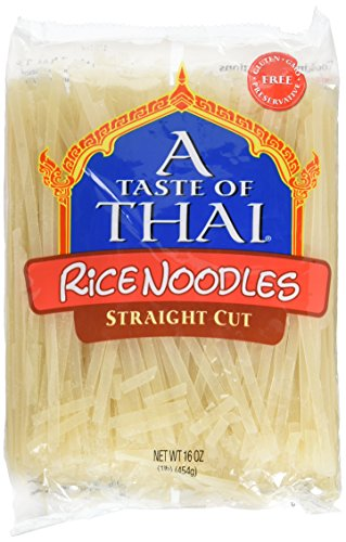 Taste Of Thai Noodle Rice Linguine