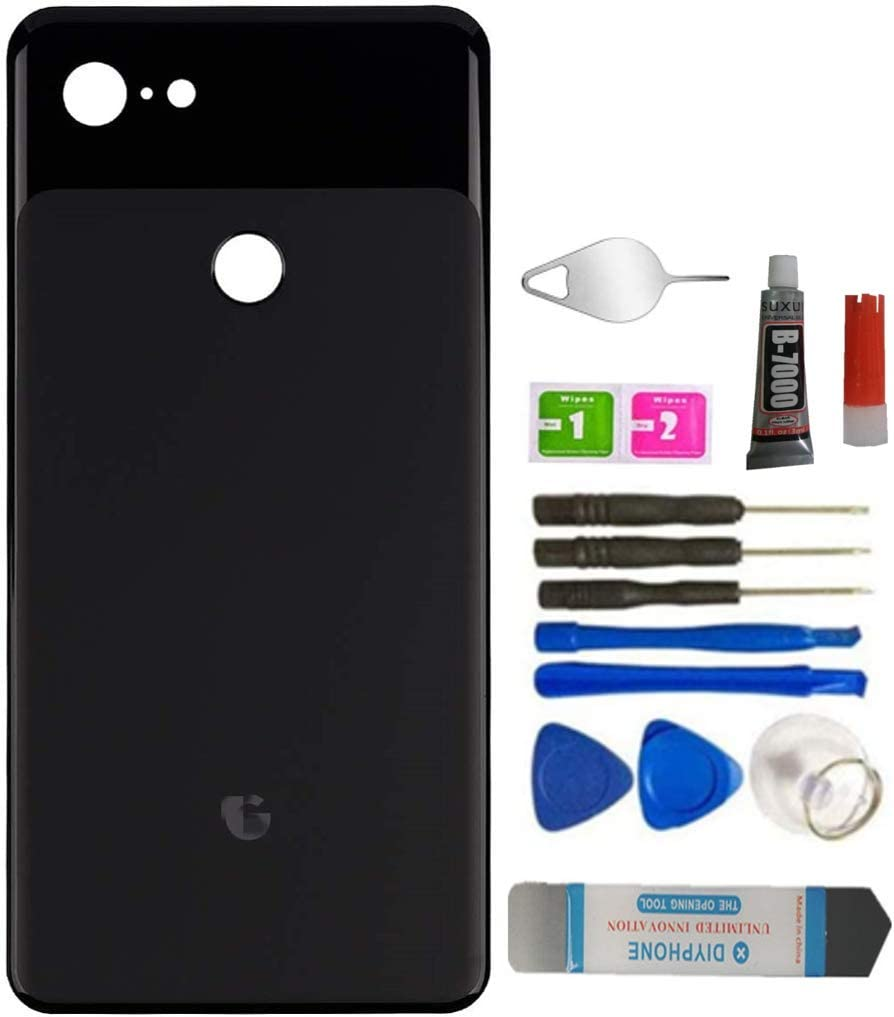 Pixel 3 XL Back Glass Replacement Panel Housing Max 45% OFF Door Parts 67% OFF of fixed price with
