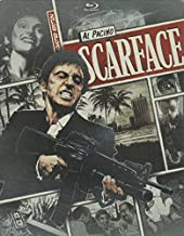Scarface Limited Edition Steelbook (Blu-ray/Dvd) (2013)
