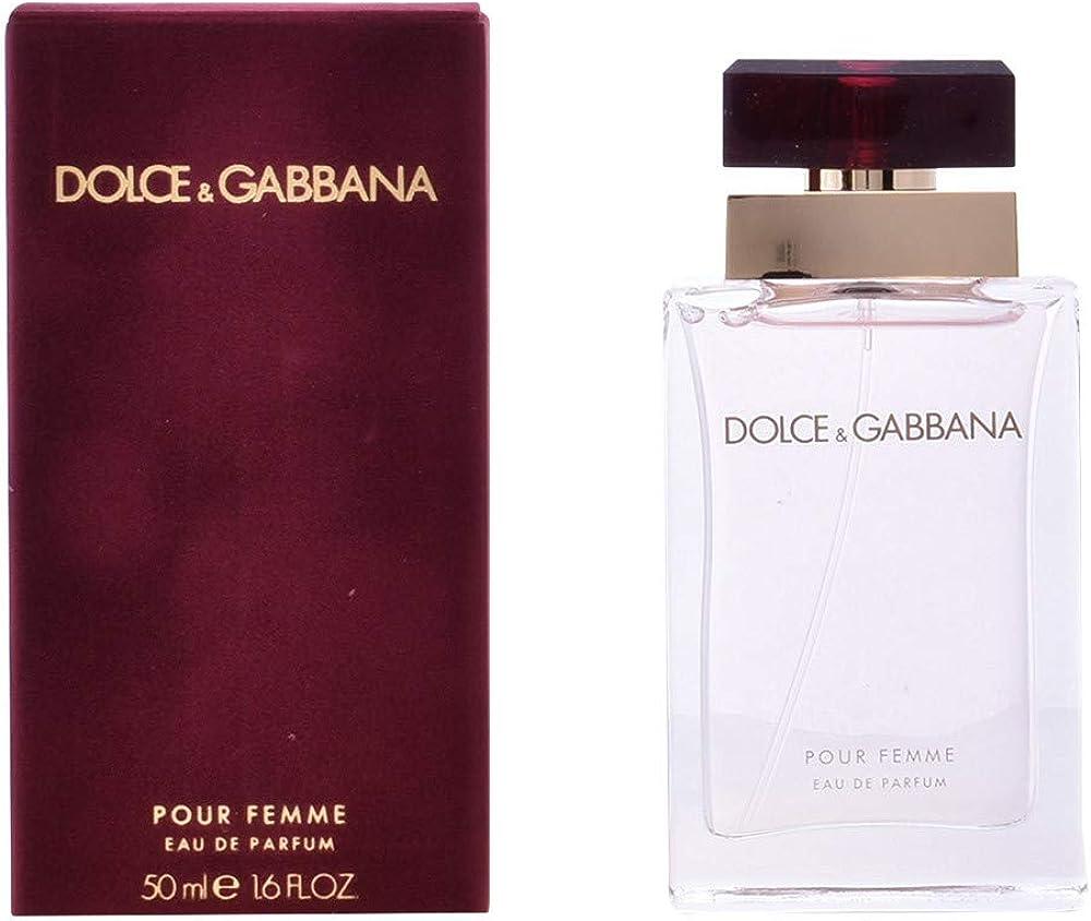 Dolce & gabbana pour femme eau de parfum - 50 ml 3423473020653