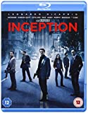Inception (Blu-Ray+Dvd) [Edizione: Regno Unito] [Reino Unido] [Blu-ray]