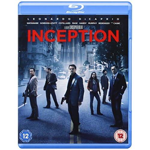 Inception [Edizione: Regno Unito]