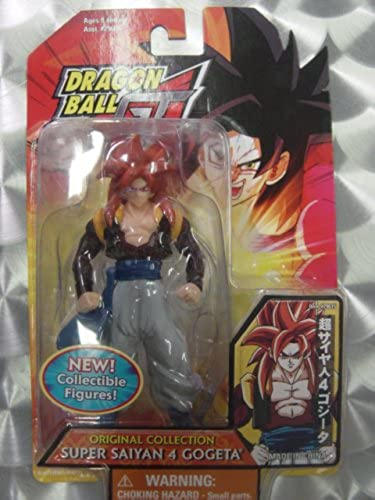 Dragon Ball Z 4.5 Real Works Figures - SS4 Gogeta (GT)