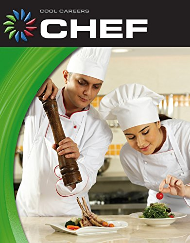 Chef (21st Century Skills Library: Cool Careers) (English Edition)