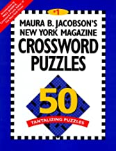Maura B. Jacobson's New York Magazine Crossword Puzzles