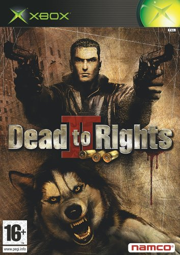 Dead to Rights II (Xbox)