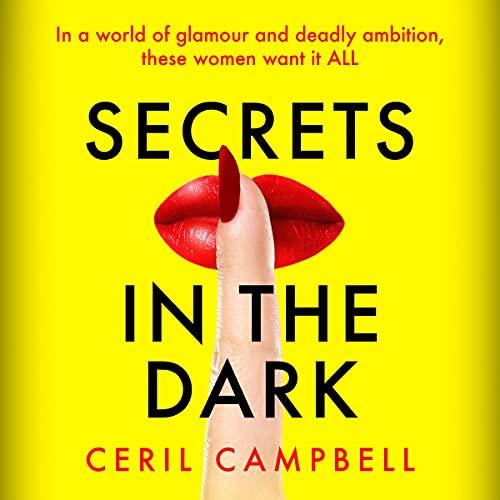 Secrets in the Dark cover art