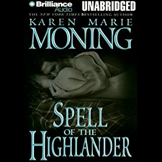Spell of the Highlander     The Highlander Series, Book 7              Written by:                                                                                                                                 Karen Marie Moning                               Narrated by:                                                                                                                                 Phil Gigante                      Length: 10 hrs and 59 mins     6 ratings     Overall 5.0