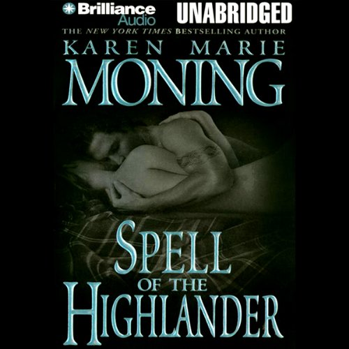 Spell of the Highlander cover art