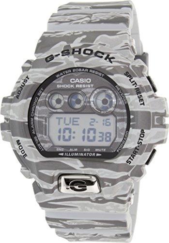 G-Shock Men's GDX-6900 Camouflage Watch, Grey, One Size