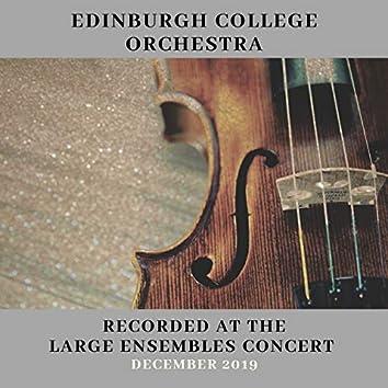 Large Ensembles Concert 2019